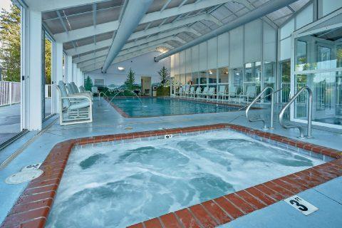 Resort Hot Tub - My Pigeon Forge Retreat