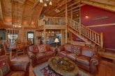 Spacious 5 Bedroom 4 1/2 Bath Cabin Sleeps 20