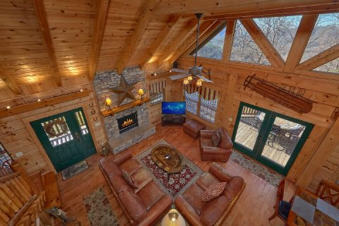 Premium 5 Bedroom Cabin Wears Valley Sleeps 20 - Mystic Ridge