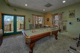 Pool Table 5 Bedroom Cabin Sleeps 20