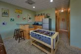 Foos Ball Table 5 Bedroom Cabin Sleeps 20