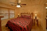 2 Bedroom cabin with King Bedroom on main level