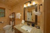 Luxurious private bathroom in King Bedroom