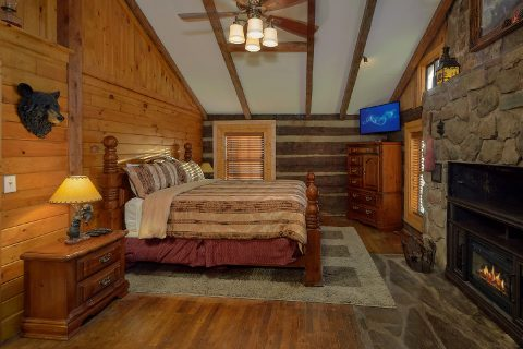 Pigeon Forge 2 Bedroom Cabin with King Bed - Nana's Place