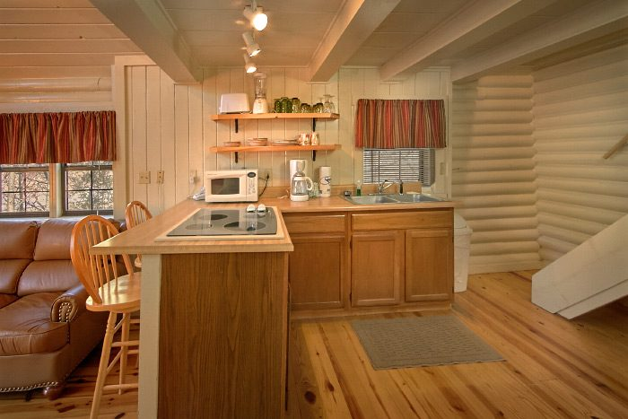 One bedroom cabin with extra seating - Nikhia's Loft