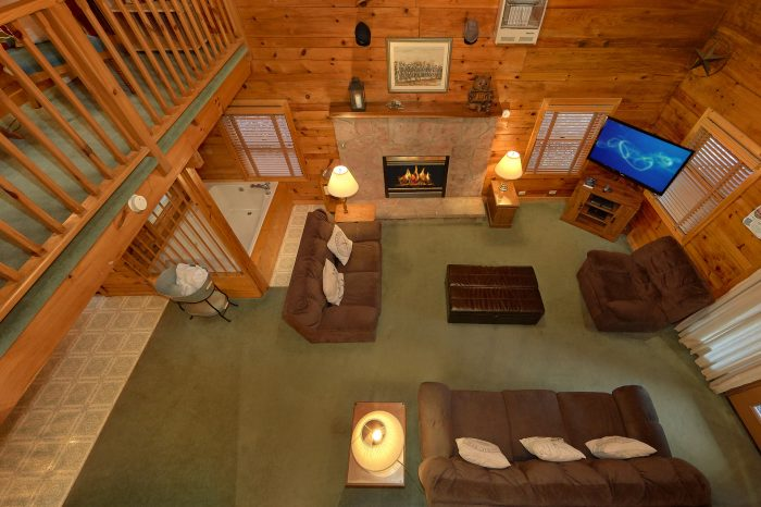 3 Bedroom Cabin with Jacuzzi Tub and Fireplace - Oakland #1