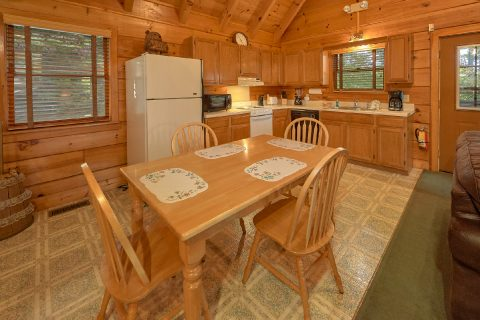 Rustic Cabin with Dining Room and Full Kitchen - Oakland #2