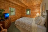 Private cabin with King bedroom and bath
