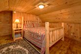 Cabin with a Queen bed in the Loft Area