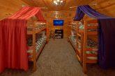Kids Bunk Bed Room 4 Bedroom Cabin