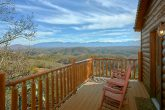 4 Bedroom 3 Bath cabin with Spectacular Views