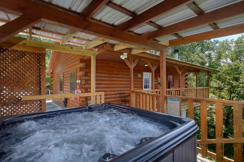 Privater Hot Tub 2 Bedroom Cabin - One More Night