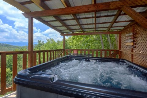 Views From Hot Tub Deck Private - One More Night