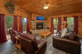 Premium Cabin with Fireplace and WIFI