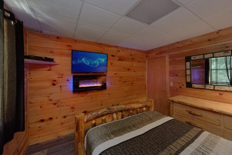 2 Bedroom 2 Bath Cabin Sleeps 6 - One More Night