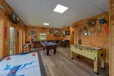 Secluded Cabin with Large Game Room