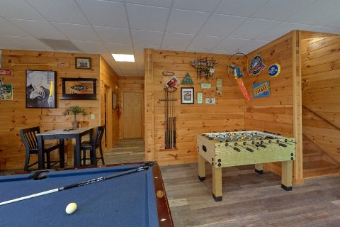 Game Room, Air Hockey, Pool Table, Shuffel Board - One More Night