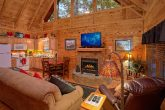 1 Bedroom Cabin in Pigeon Forge Near Dollywood
