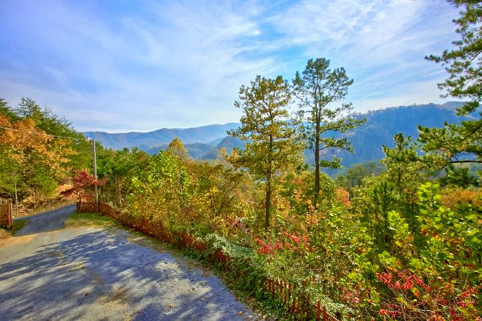 Cabin with Views of the Smoky Mountains - Owl's Mountain View