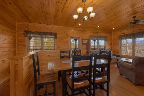 Beautiful 1 Bedroom Cabin Sleeps 8 - Panorama