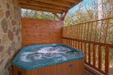 Private Hot Tub 1 Bedroom Cabin in Gatlinburg