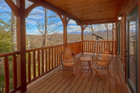 Gatlinburg Cabin with Views 1 Bedroom - Panorama