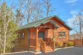 1 Bedroom 2 Story 2 Bath Cabin Sleeps 8