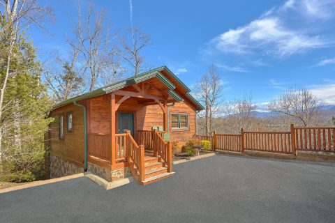 1 Bedroom Cabin Flat Parking Space Gatlinburg - Panorama