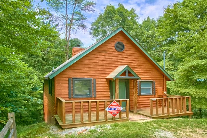 Passion Pointe Cabin Rental Photo