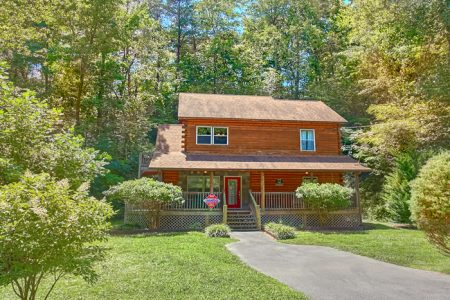 Queen Margaret: 2 Bedroom Gatlinburg Vacation Home Rental