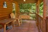 2 Bedroom Cabin with Porch Swing