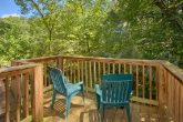 Private 2 Bedroom Cabin with Private Deck