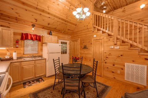 2 bedroom cabin with kitchen and Dining room - Pleasant Hollow