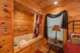 Cabin with Master Suite Bathroom