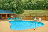2 Bedroom Cabin with Resort Swimming Pool