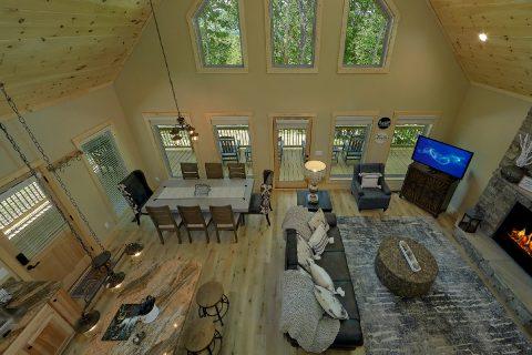 Luxury New 2 Bedroom Cabin Sleeps 6 - Pleasant View