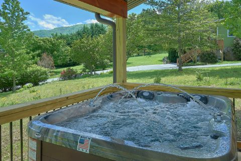 Private Hot Tub 2 Bedroom Cabin Sleeps 6 - Pleasant View