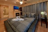Large Master Suite with Fireplace