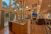 2 Bedroom Cabin Sleeps 6 Open Floor Plan