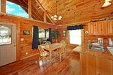 Perfect Dining Room Table for Two Bedroom Cabin