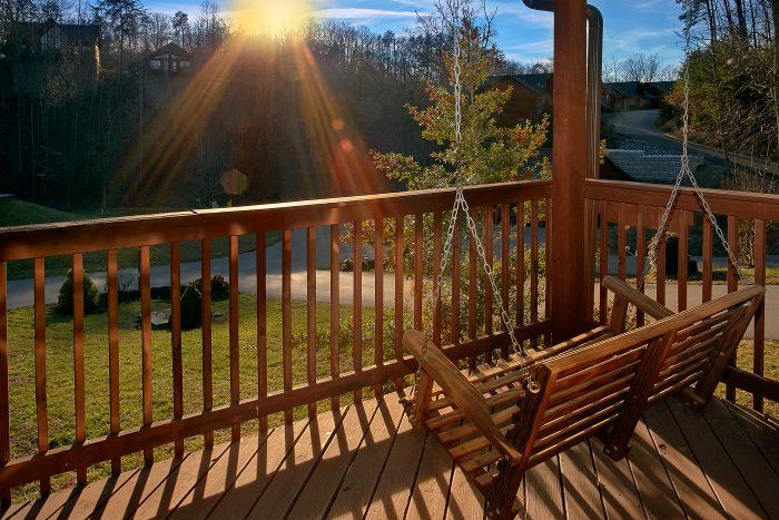 6 Bedroom Cabin Sleeps 16 Year Round Resort Pool - Poolside Lodge 2