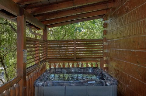 Private Hot Tub 6 Bedroom Cabin Quiet Oak - Quiet Oak