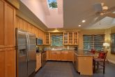 Fully Equipped Kitchen with Bar Area Sleeps 8