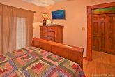 Queen Bedroom with Fat Screen TV