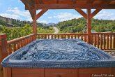 Beautiful Smoky Mountain Views from Hot Tub