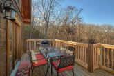 Outdoor Seating with Mountain Views Gatlinburg