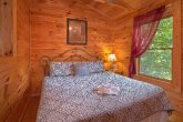 Luxury Resort Cabin with Private King Bedroom
