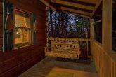 1 Bedroom Honeymoon Cabin with Swing