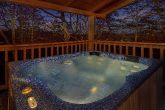 Private Hot Tub 1 Bedroom Honeymoon Cabin
