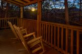 1 Bedroom with Covered Porch and Rocking Chairs